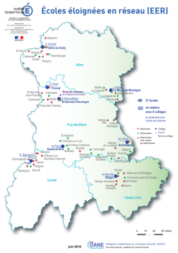 Écoles éloignées en réseau (EER)